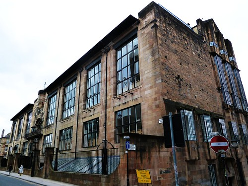 Glasgow School of Art by C.R. Mackintosh