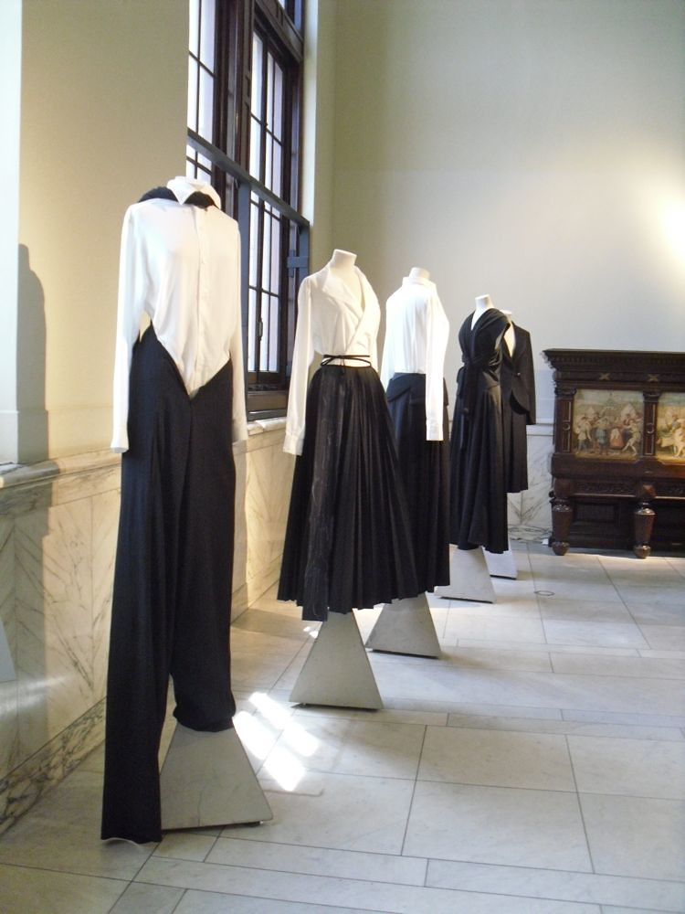 British Gallery Landing: Yohji Installation 2