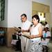 Arq. Sergio y su esposa la Sra. Lourdes
