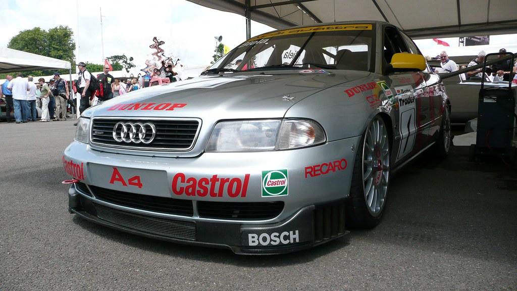 B5 Race Or Rally Cars Audi Sport Net