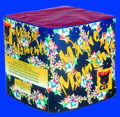 Magic Moments 25 shot cake by Black Cat Fireworks (EpicFireworks) Tags: cake barrage magicmoments blackcatfireworks epicfireworks