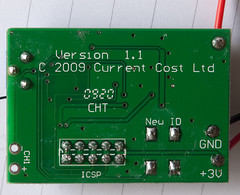 Currentcost dev board