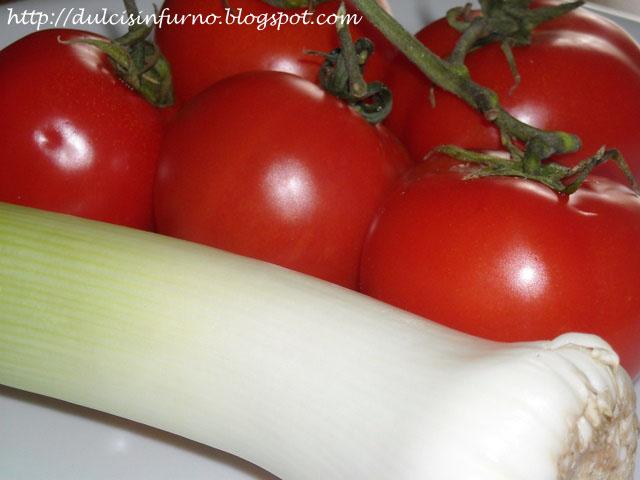 Porri e Pomodori