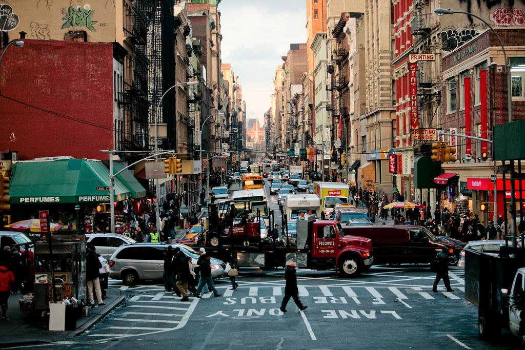 New York New York