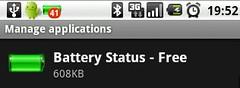 Battery Status - Free