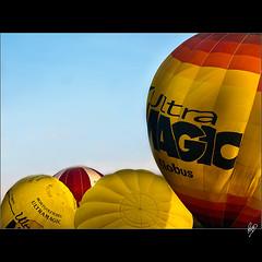 European Balloon Festival (series) -2- (Paco CT) Tags: barcelona balloon 2009 globo igualada pacoct europeanballoonfestival