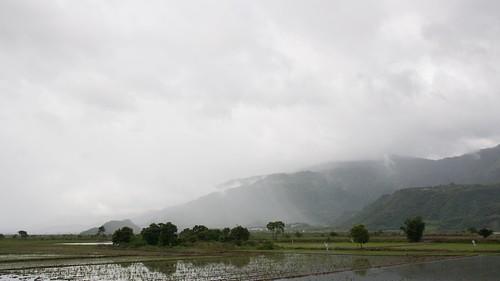 你拍攝的 day2 台東 遠雨。