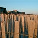 Fire Island fences. Taken with an early 1.3 megapixel point and shoot in 1999. © 2009 Louis Trapani arttrap.com