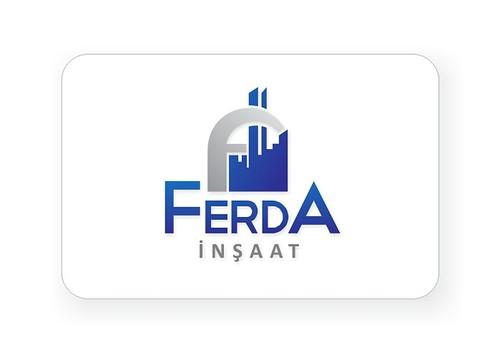 Ferda inşaat Logo – Logo Design