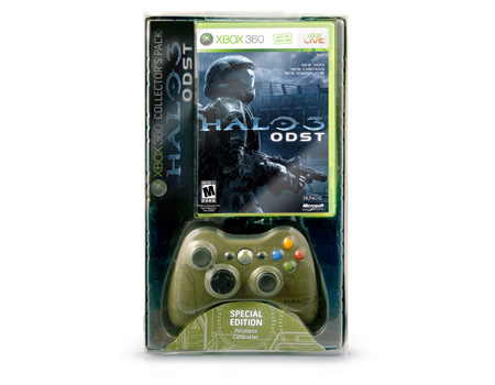 Halo 3 ODST Special Edition