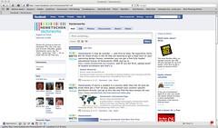 Face book & Vectorworks