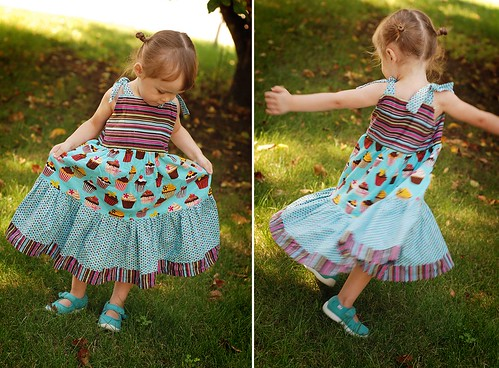 cupcake dress for {P} by you.