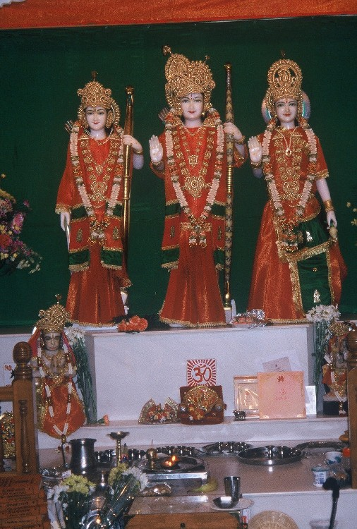 Hindu American Religious Institute Hari Temple The