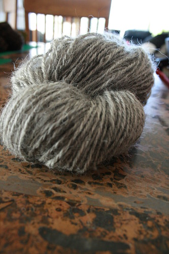Cotswold Spun By Me.