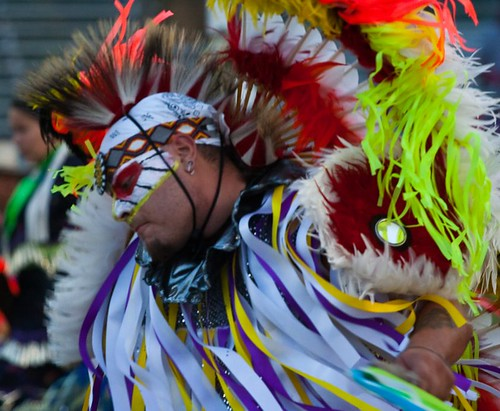 "glligan_70x7 said: ""the dancer name is Daniel Thomas hes from the mille lacs reservtion in minnesota, i know this because its me and ill be dancing again at the meskwaki pow wow in tama ia again this year"""