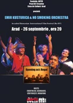 Concert Emir Kusturica