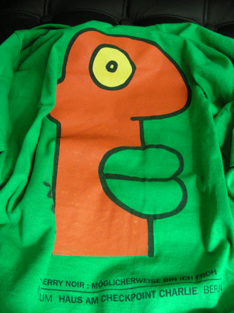 Thierry Noir Shirt