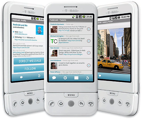 twidroid: twitter en android