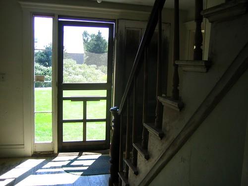 Front Door @ Olsen House