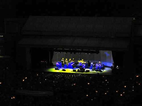 Steely Dan at Chastain Park Amphitheater