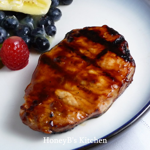 Pork Tenderloin Steaks ala Country BobPork Tenderloin Steaks ala Country Bob