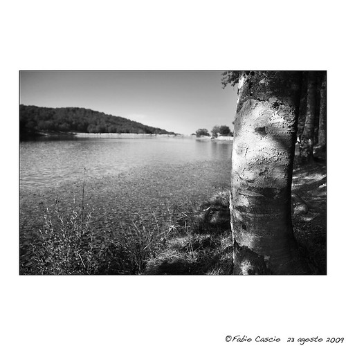 Sicily: Lake Maulazzo 8