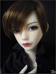 (_Pandemonyum_) Tags: doll le tama luv bjd freckles androgyne kesha dollmore zaoll