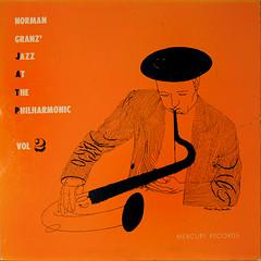 Compilation: Norman Granz' JATP Vol.2, 195? Mercury (miller.jay.68) Tags: records vintage design 10 vinyl package dsm 33rpm recordcollection 10inch jaymiller davidstonemartin normangranz jatp jazzatthephilharmonic