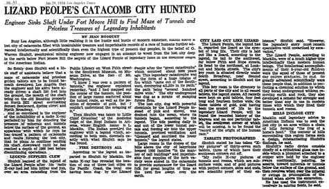 angeles - Ocultaron una ciudad de reptilianos descubierta en Los Ángeles en 1934 3864737332_37db4d7bf7_o