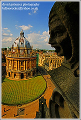 Oxford UK :: The Face of Oxford (david gutierrez [ www.davidgutierrez.co.uk ]) Tags: city urban building architecture buildings spectacular geotagged photography photo arquitectura cityscape image sony centre perspective cities cityscapes center churchtower structure architectural explore 350 oxford architektur sensational metropolis alpha topf100 impressive dt municipality edifice cites f4556 100faves 1118mm mywinners viewfromthetopofthetowerinstmarythevirginchurch sonyalphadt1118mmf4556 sony350dslra350