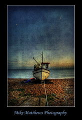 'Til morning (mike matthews) Tags: sea england beach boat kent fishing 1001nights hythe