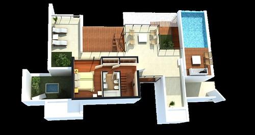 plantas-de-casas-modernas