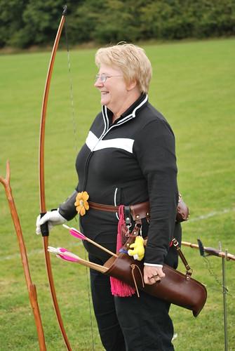 Congratulations Linda Durham City Archers