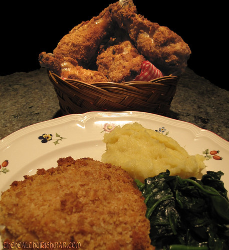 'Fried' Chicken