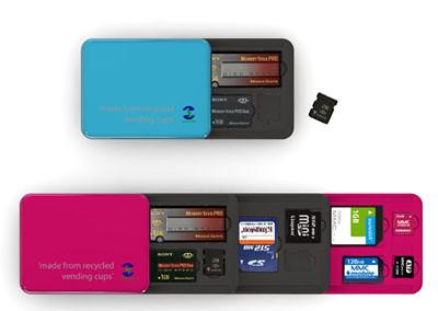 Memory card holder 2