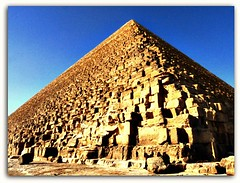 """The Biggest Pyramid on the Giza Plateau! Thanks for over 1,918 Views! """"A Prayer for Egypt is in Order: It is passing through a very DANGEROUS time!!"""" (medaibl) Tags: egypt pyramids giza gizaplateau spyramid medhathi kingkhufu amongthetenwondersoftheworld mygearandmepremium mygearandmebronze mygearandmesilver mygearandmegold mygearandmeplatinum mygearandmediamond"""