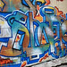 Fresque graffiti