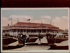 a1769 (Providence Public Library) Tags: narragansett postcardcollection narragansettpier narragansettpierri rhodeislandimages pc7516 casinoandgrounds