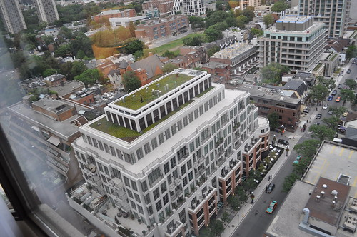 Vistas desde la habitación - Hotel The Hazelton