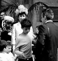Napoli - Scugnizzi (3) 1977 (ronramstew) Tags: wedding boy blackandwhite bw italy money italia campania child documentary napoli naples 1970s documentation 1977 urchin begging beg citta beggars nozze soldi mendicante scugnizzi santachiara miseria poverta mendicanti chiederelelemosina