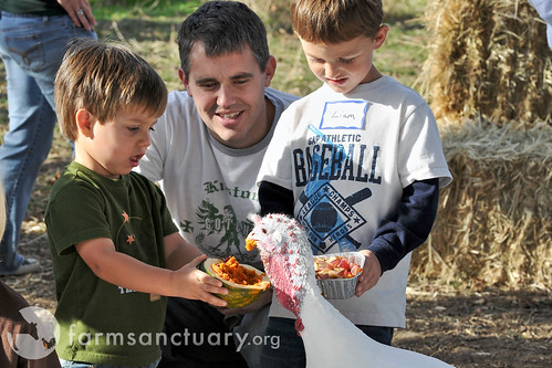 2008 CA Celebration FOR the Turkeys