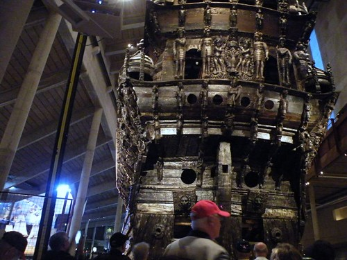 Vasa the 17th Century Swedish Warship