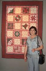 Colcha  - Gabriela Gertner (Facebook. decohilado@gmail.com) Tags: crazy quilt hilo patchwork cinta bordado cojín encaje hechoamano macramé cojines mostacilla árbolnavideño ceciliaserrano cojinespatchwork