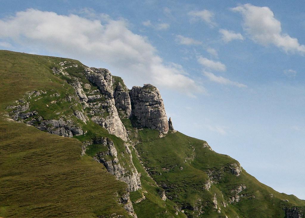 mountain clif