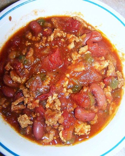Light Tex-Mex Chili