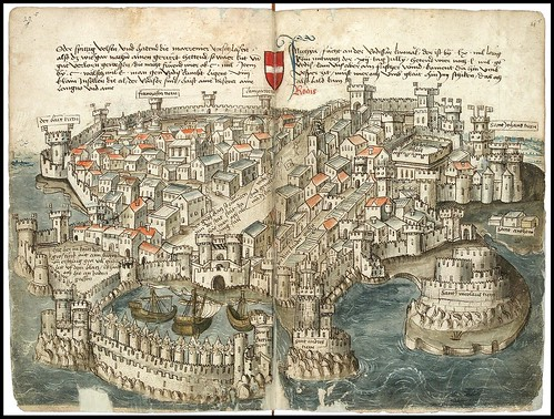 Konrad von Grünenberg - Beschreibung der Reise von Konstanz nach Jerusalem 1487 e