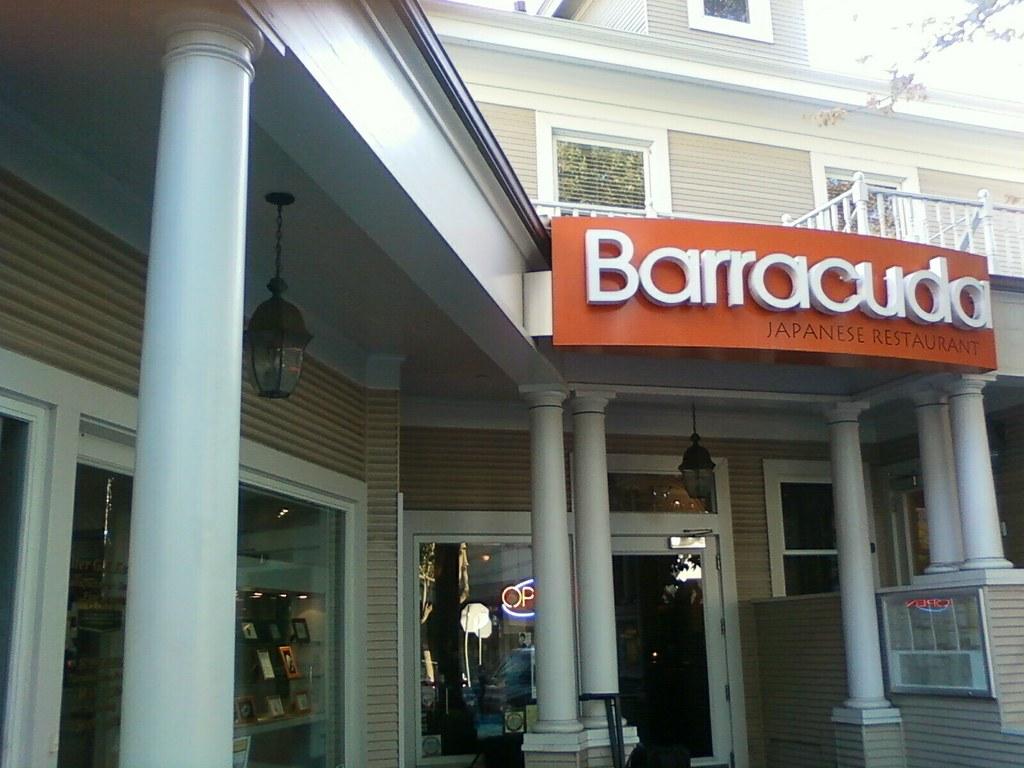 Barracuda Japanese Cuisine Downtown Burlingame