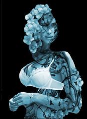 Photoshop Women (Tom E. Fine Art) Tags: original men art digital photoshop effects women mosaics