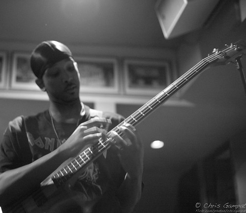 Kareem is a Bass God