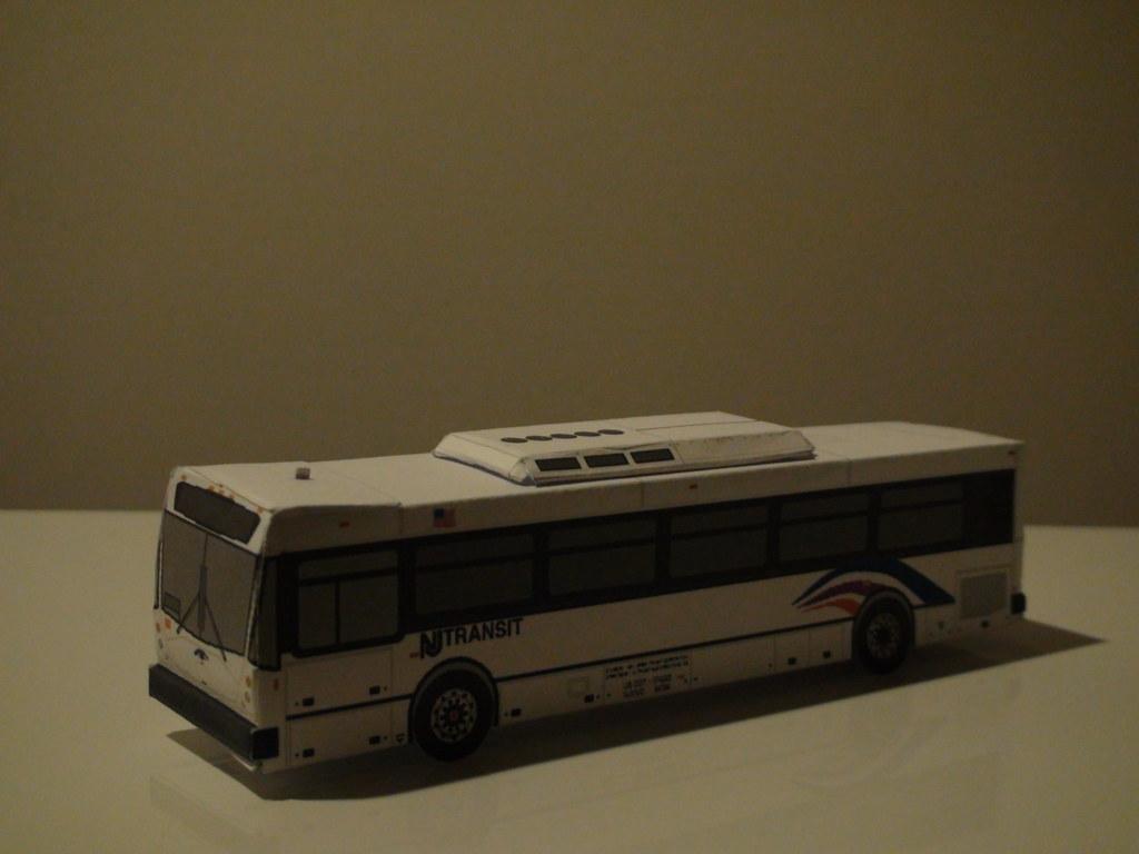 Paper Bus NJ